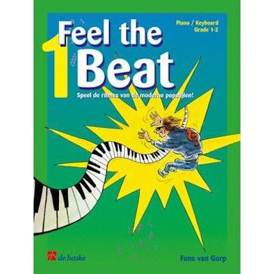 GORP, FONS VAN - FEEL THE BEAT 1 PIANO & KEYBOARD