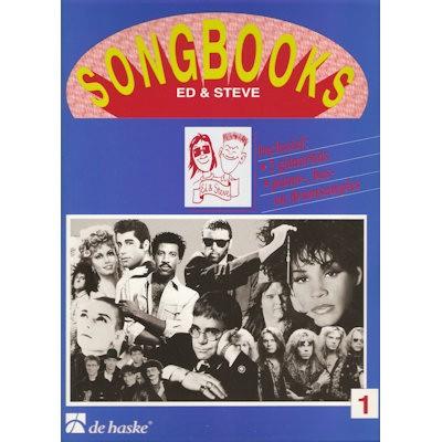 SONGBOOK - ED & STEVE 1 SONGBOOKS