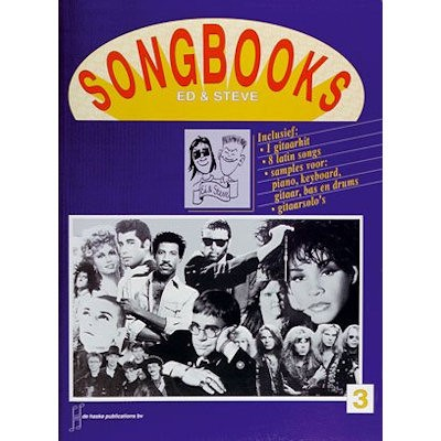 SONGBOOK - ED & STEVE 3