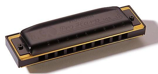 HOHNER PRO HARP 562/20 B