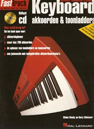 BLADMUZIEK METHODE + CD - FASTTRACK KEYBOARD AKK & TOONLADDER