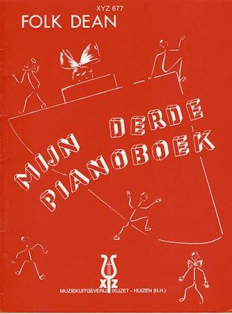 DEAN, FOLK - MIJN DERDE PIANOBOEK