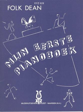DEAN, FOLK - MIJN EERSTE PIANOBOEK