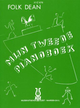 DEAN, FOLK - MIJN TWEEDE PIANOBOEK