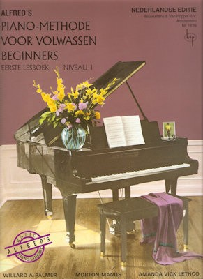 ALFRED'S BASIC PIANO LIBRARY - ADULT BEGINNER 1