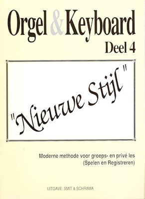 SMIT & SCHRAMA 4 - ORGEL & KEYBOARD NIEUWE STIJL 4