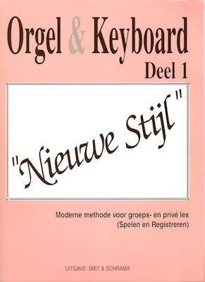 SMIT & SCHRAMA 1 - ORGEL & KEYBOARD NIEUWE STIJL 1