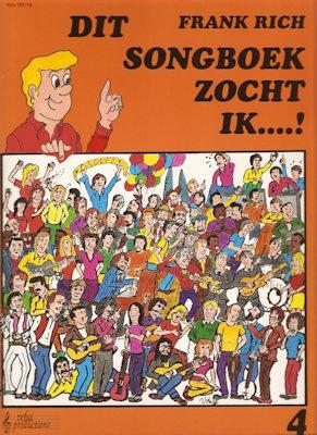 RICH, FRANK - DIT SONGBOEK ZOCHT IK 4