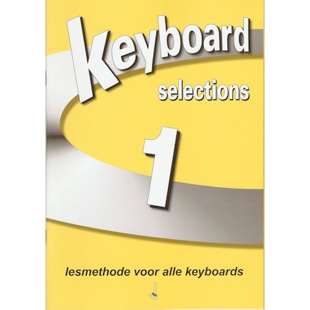 METHODE VOOR KEYBOARD - KEYBOARD SELECTIONS 1
