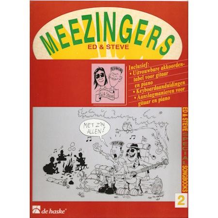 SONGBOOK - ED & STEVE 2 MEEZINGERS