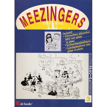 SONGBOOK - ED & STEVE 3 MEEZINGERS