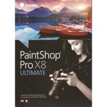 POSA SOFTWARE - PAINT SHOP PRO X8 ULTIMATE NL