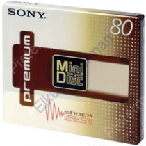 Sony mini disc 80 minuten
