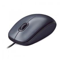LOGITECH M90 910-001793 - MUIS USB ZWART OPTISCH 1000DPI