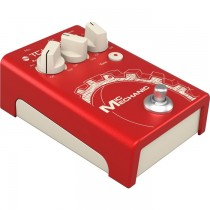 TC HELICON MIC MECHANIC 2 - ZANG EFFECT PEDAAL ECHO
