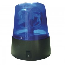 VALUELINE VLEMLED10 EMERGENCY LIGHT - ZWAAILICHT LED BLAUW BATTERIJEN
