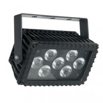 SHOWTEC CAMELEON FLOOD 7RGB 42689 - FLOODLIGHT 7X 3W 40 GRADEN IP-65