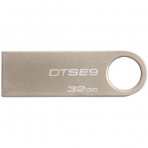 KINGSTON DATATRAVELER SE9 32GB - USB FLASH MEMORY 32GB / 2.0 METAL