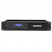 SAMSON SXD3000 - VERSTERKER DSP 2X 450 WATT 4 OHM