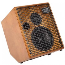 ACUS ONE FOR STRINGS 6TC WOOD - GITAARVERSTERKER AKOESTISCH 130W 6""