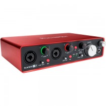 FOCUSRITE SCARLETT 2I4 GENERATION 2 - AUDIO / MIDI INTERFACE USB 2IN/4OUT