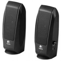 LOGITECH S-120 2.0 SPEAKER SYSTEM 980-000010 - LUIDSPREKER SET MP3 PC - 2.3W RMS