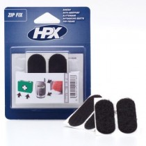 HPX ZF1000 ZIP FIX - KLITTENBAND 20X50MM ZWART