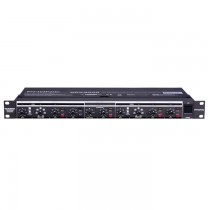 PHONIC PCX 3000 - CROSSOVER STEREO 2-WEG MONO 3-WEG