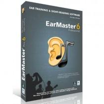 CD-ROM MUZIEK SOFTWARE - EARMASTER 6 PROFESSIONAL