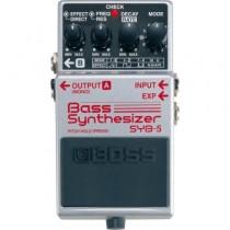 BOSS SYB-5 - GITAAREFFECT BASS SYNTHESIZER