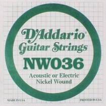 D'ADDARIO NW-036