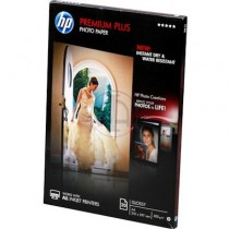 HP CR672A A4 300GR 20 VEL - PAPIER PHOTO PREMIUM PLUS GLOSSY