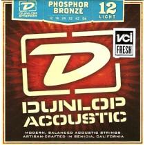 DUNLOP DAP1254 - SNAREN 012-054 PHOSPHOR BRONZE