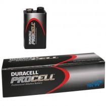 DURACELL PROCELL DCELL-9V 10-PACK - BATTERIJ 9V 6LR61