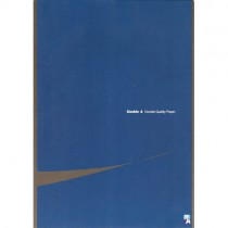 DOUBLE A PAPER REPORT PAD - SCHRIJFBLOK 40 VEL 80 GR 35 LIJNEN