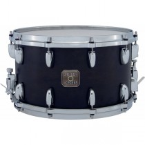 "GRETSCH S-0814-MPLSE SATIN EBONY 555-0119-987 - SNARE DRUM 14X8"" 100% MAPLE 20-LUG"