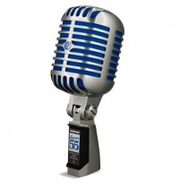 SHURE SUPER 55 DELUXE - MICROFOON ZANG DYNAMISCH VINTAGE