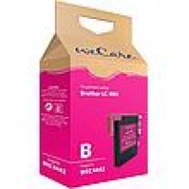WECARE 4442 - INKTCARTRIDGE BROTHER LC-985 MAGENTO