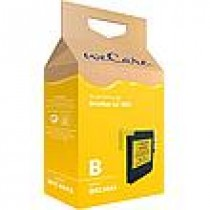 WECARE 4443 - INKTCARTRIDGE BROTHER LC-985 YELLOW