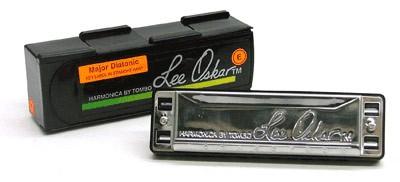 LEE OSKAR 1910 D - MONDHARMONICA MAJOR D