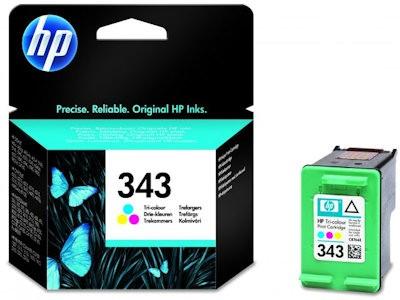 HP 343 / C8766EE