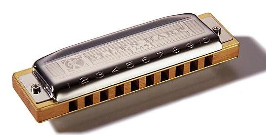HOHNER BLUES HARP 532/20 E - MONDHARMONICA