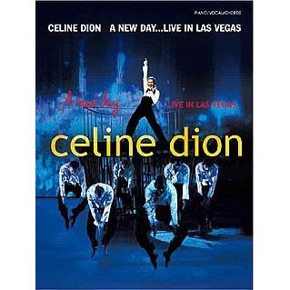 DION, CELINE - A NEW DAY ... LIVE IN LAS VEGAS