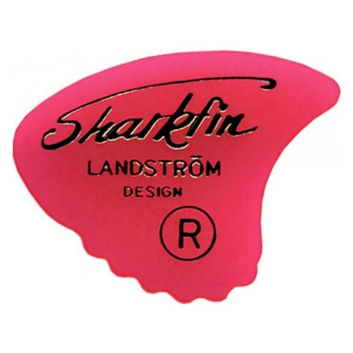 SHARKFIN ZWEDEN GOLDPRINT RED SOFT