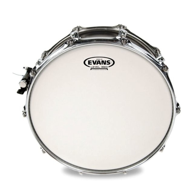 "EVANS B13HD - DRUMVEL SNARE 13"" COATED 2PLY"