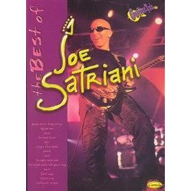 SATRIANI, JOE - BEST OF - NOTEN + GITAAR TABLATUUR