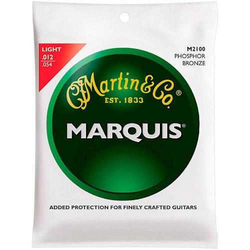MARTIN M2100 MARQUIS - SNAREN 012-054 PHOSPHOR BRONZE