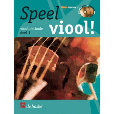 ELST, JAAP VAN - SPEEL VIOOL DEEL 1 + CD