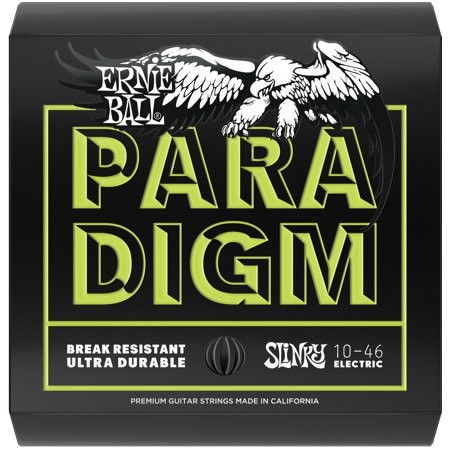 ERNIE BALL 2021 PARADIGM - SNAREN 010-046 NICKELWOUND