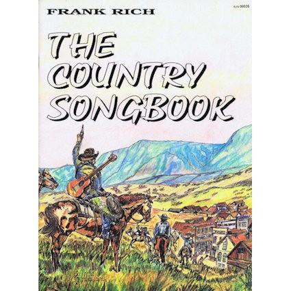 RICH, FRANK - COUNTRY SONGBOOK - bladmuziek